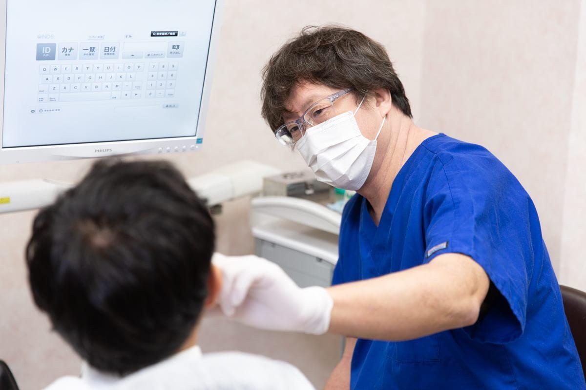 市ヶ谷コンシェル歯科クリニックのおすすめポイント3