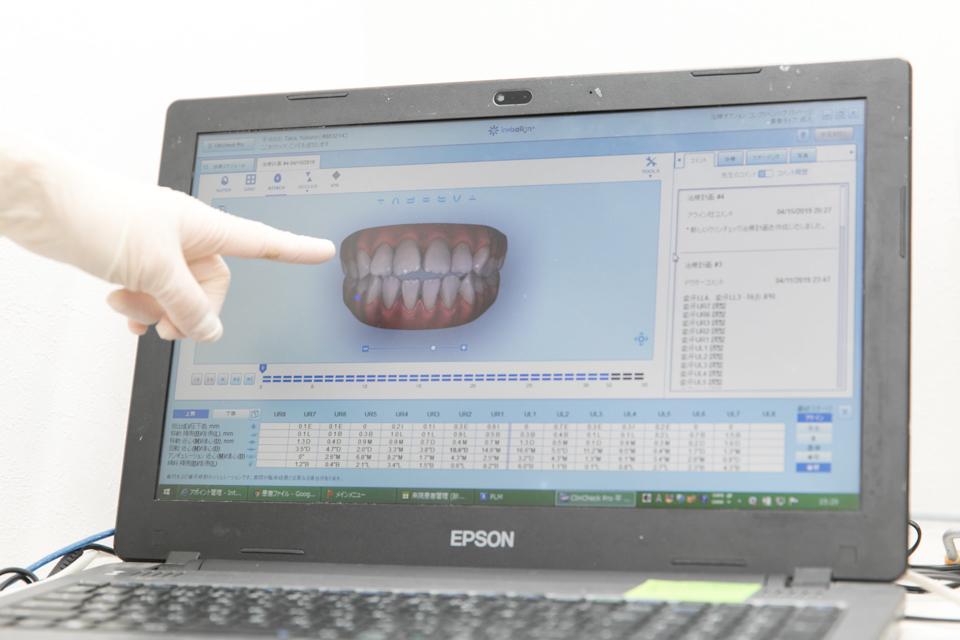 内一歯科医院のおすすめポイント1